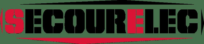 Logo secourelec électricien phastatt haut rhin
